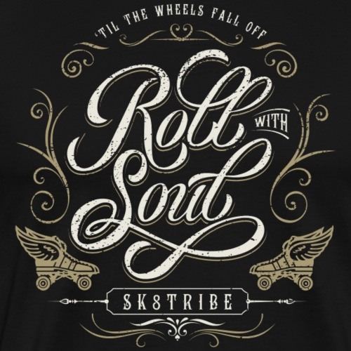 Roll With Soul Vintage Flourish