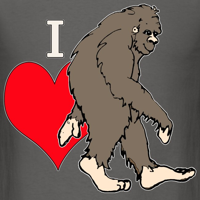 I love Bigfoot 1