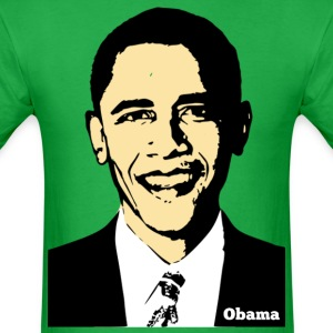 barrack Obama 2 - Men's T-Shirt