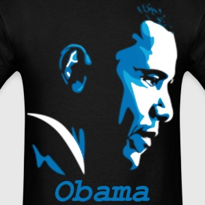 barrack Obama - Men's T-Shirt