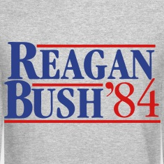 Reagan Bush '84 Long Sleeve Shirts