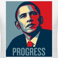 barrack Obama Progress