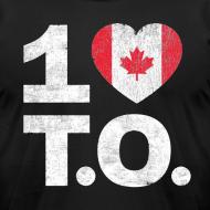 Design ~ 1 ♥ Canada T.O. Tee