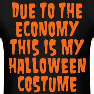 Halloween Costume - Men's T-Shirt