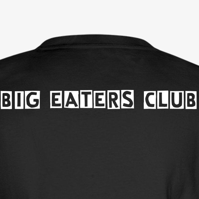 Big Eaters Club - Back - Long Sleeve