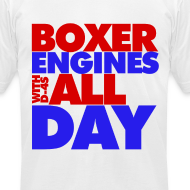 Design ~ Boxer Engines All Day Men