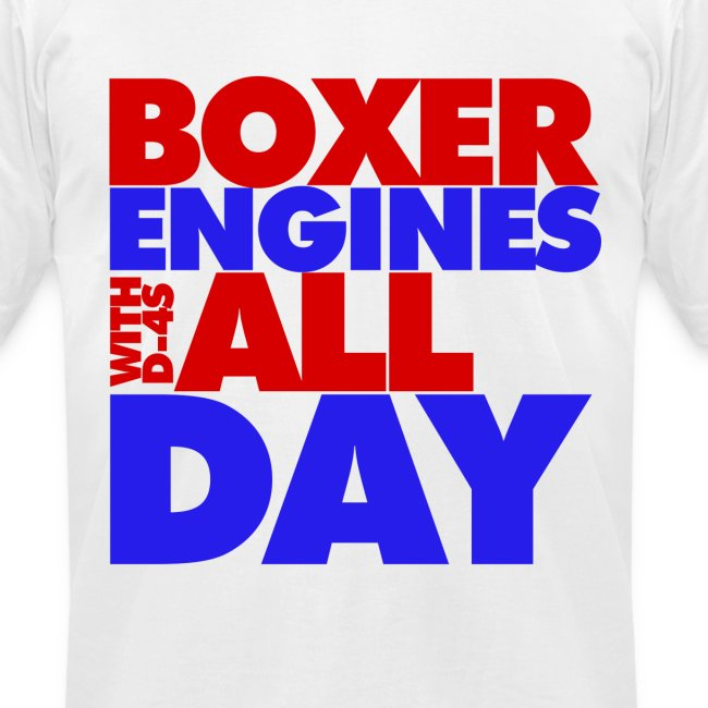 Boxer Engines All Day Men