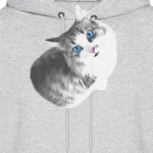 Maya the cat Hoodies - Men's Hoodie