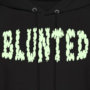Glow in the Dark Blunted Hoodies - Men's Hoodie
