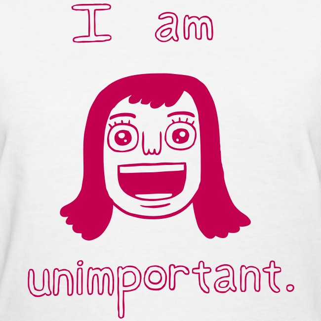 Unimportant (girls)