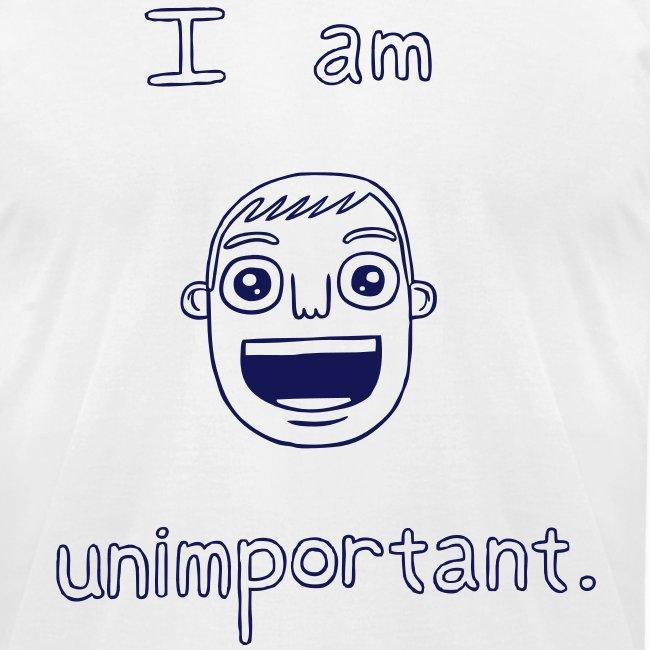Unimportant (boys slim fit)