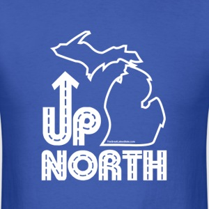 Men: Up North Regular fit T-Shirt - Men's T-Shirt