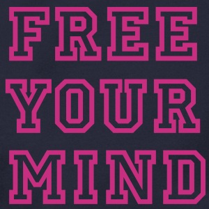 FREE YOUR MIND Zip Hoodies/Jackets - Men's Zip Hoodie