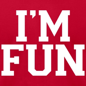 I'm Fun American Apparel T-Shirt - Men's T-Shirt by American Apparel