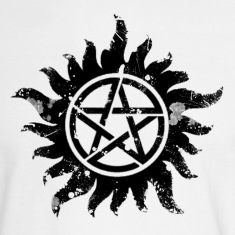 Anti-Possession Symbol Dark (Broken).png Long Sleeve Shirts