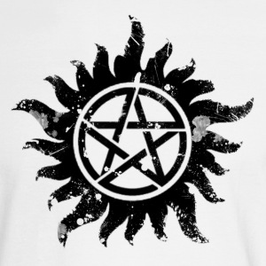 Anti-Possession Symbol Dark (Broken).png Long Sleeve Shirts - Men's Long Sleeve T-Shirt