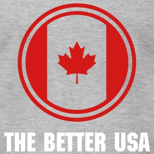 Canada T-Shirts - Men's T-Shirt by American Apparel