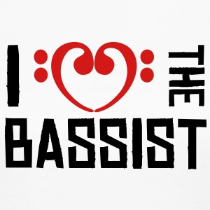 I love the Bassist Long Sleeve Shirts - Women's Long Sleeve Jersey T-Shirt