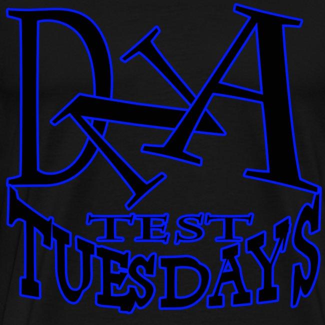 D N A Test Tuesday's Blue
