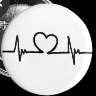 Design ~ Heart beat Button