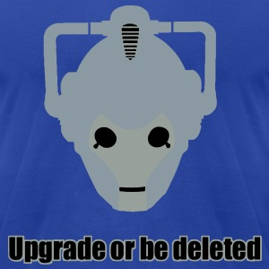 cybermen T-Shirts - Men's T-Shirt by American Apparel