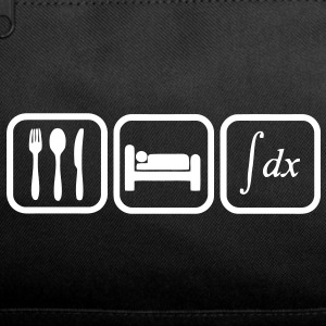 eat_sleep_calculate Bags  - Duffel Bag