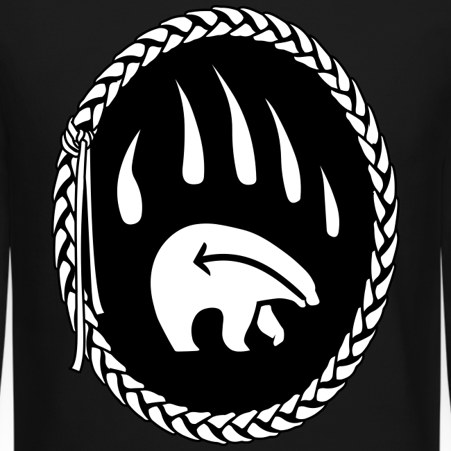 Tribal Bear Shirt Men's First Nations Shirt
