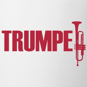 Trumpet Accessories - Coffee/Tea Mug