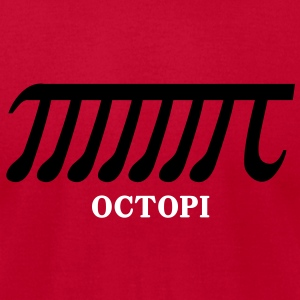 octopi T-Shirts - Men's T-Shirt by American Apparel