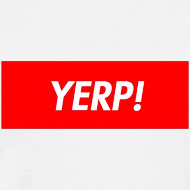 YERP! Men's Tee