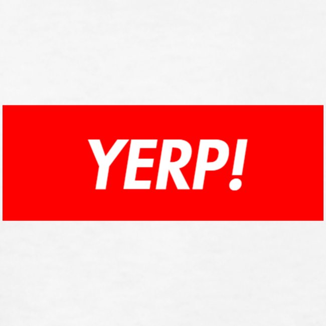 YERP! Youth Tee