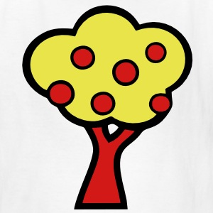 fruit_tree3 Kids' Shirts - Kids' T-Shirt