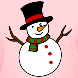 Frosty - Women's T-Shirt