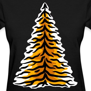 Fur Tree - Women's T-Shirt