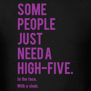 High Five - Men's T-Shirt