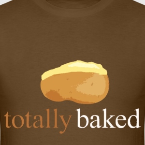 Baked Potato - Men's T-Shirt