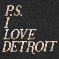 Design ~ P.S. I Love Detroit