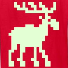 Pixel Moose Kids' Shirts