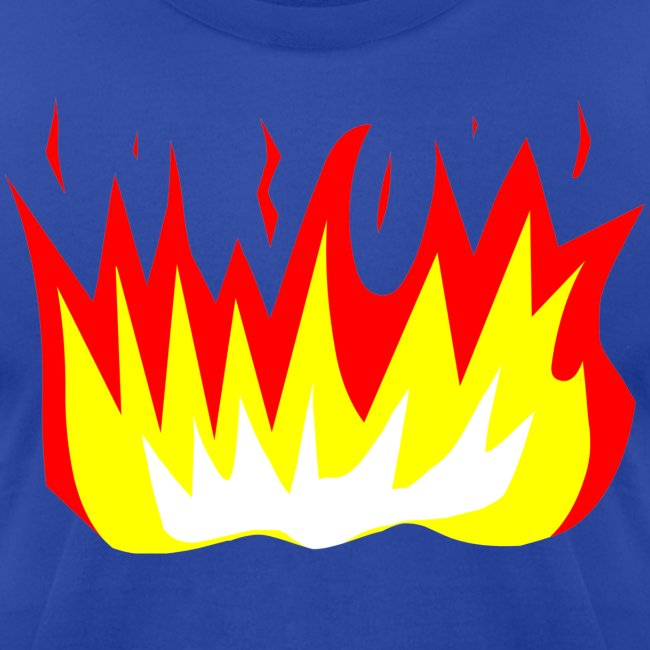 T-Shirt War Fire