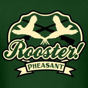 rooster_pheasant T-Shirts - Men's T-Shirt