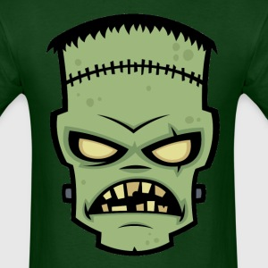 Frankenhead - Men's T-Shirt