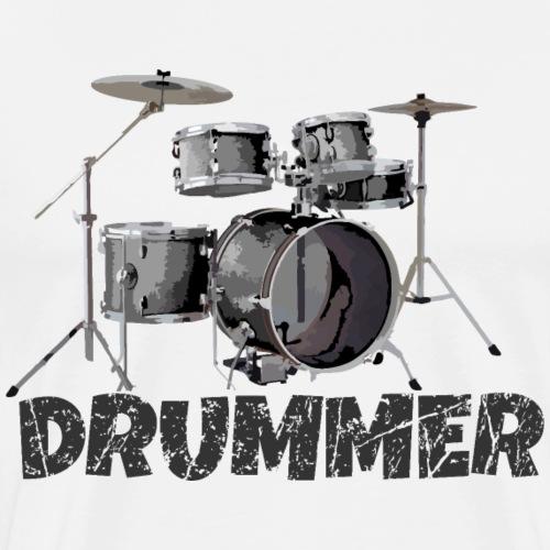 Drummer Drums Drum Kit for Drummers