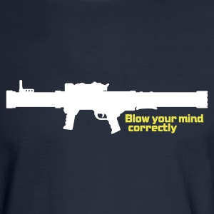 Blow your mind 2c Long Sleeve Shirts - Men's Long Sleeve T-Shirt