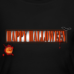Happy Halloween - Women's Long Sleeve Jersey T-Shirt