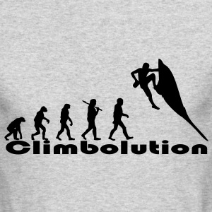 Long sleeve Climbolution - Men's Long Sleeve T-Shirt by Next Level