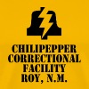 Chilipepper Correctional Facility - Red (premium) - Men's Premium T-Shirt