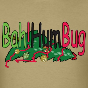 Bah! Hum Bug - Men's T-Shirt