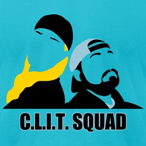 clit_squad T-Shirts - Men's T-Shirt by American Apparel