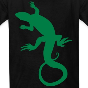 Lizard Art Kid Shirts &  Reptile Jerseys - Kids' T-Shirt
