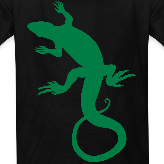 Lizard Art Kid Shirts &  Reptile Jerseys
